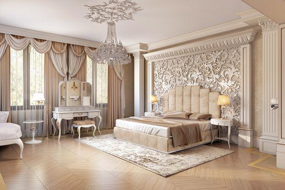 Phong cách Baroque trong thiết kế nội thất - Ảnh 3