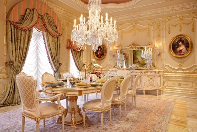 Phong cách Baroque trong thiết kế nội thất - Ảnh 5