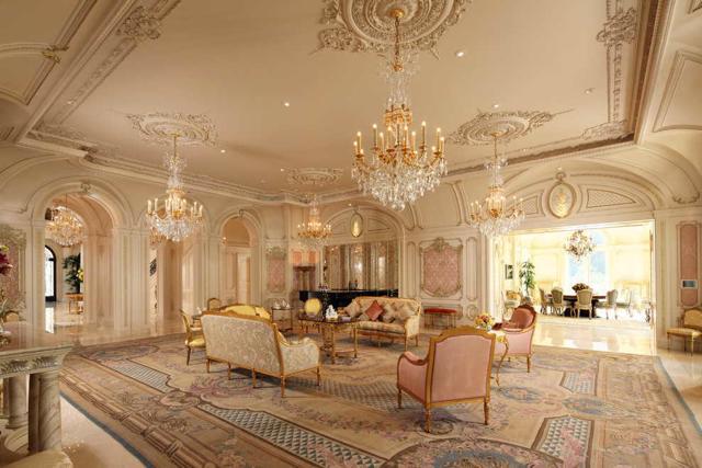 Phong cách Baroque trong thiết kế nội thất - Ảnh 7