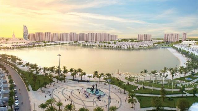 Nguồn cung căn hộ chủ yếu đến từ các dự ánVinhomes Ocean Park và Ecopark.