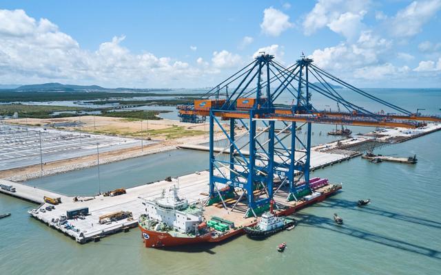 SSI Research: Triển vọng tăng trưởng lợi nhuận ngành cảng biển - logistics năm 2021 có thể đã phản ánh vào giá - Ảnh 1