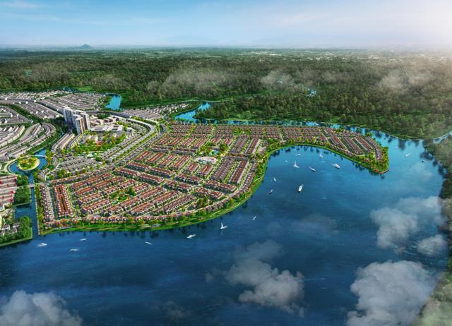 Phân khu Phoenix South – Đảo phượng hoàng của Đô thị sinh thái thông minh Aqua City vừa được Novaland giới thiệu ra thị trường.
