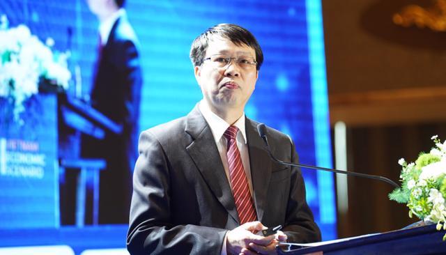 TS. Trần Hồng Quang, Viện trưởng Viện Chiến lược Phát triển, Bộ Kế hoạch và Đầu tư. (Ảnh: VnEconomy)