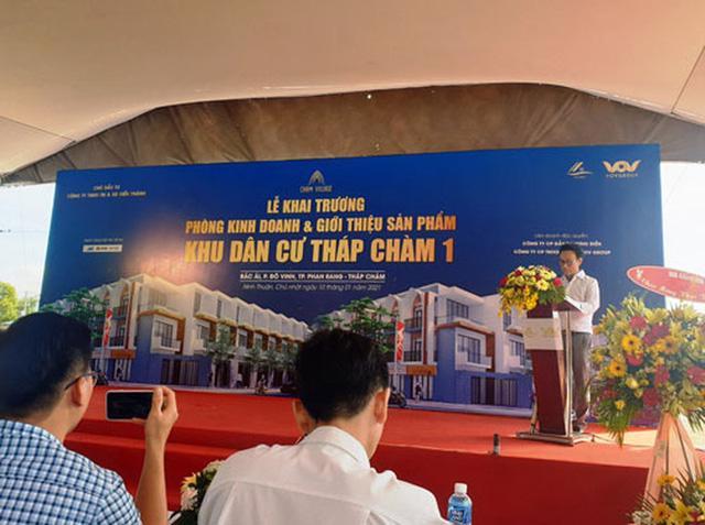 """Ninh Thuận: Công khai một loạt doanh nghiệp địa ốc """"né"""" thanh tra, vi phạm Luật Doanh nghiệp - Ảnh 2"""