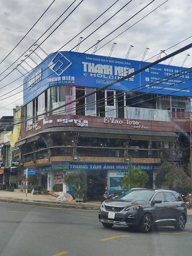 Sàn giao dịch bất động sản Thanh Niên Holdings tại Bảo Lộc