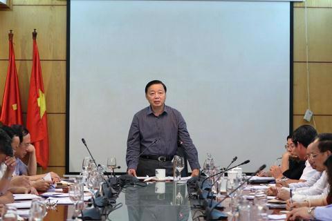 Dự án nào thuộc kế hoạch thanh tra 2021 của Bộ TN-MT? - Ảnh 1
