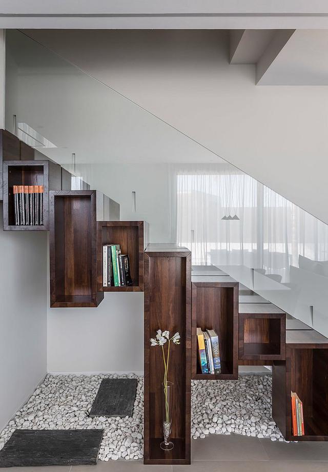 Thiết kế cầu thang đa chức năng - Ảnh 7