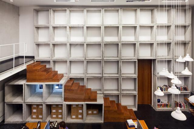Thiết kế cầu thang đa chức năng - Ảnh 6