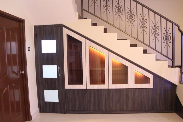 Thiết kế cầu thang đa chức năng - Ảnh 9