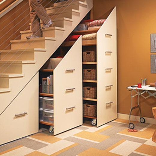 Thiết kế cầu thang đa chức năng - Ảnh 3