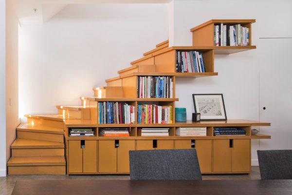 Thiết kế cầu thang đa chức năng - Ảnh 14
