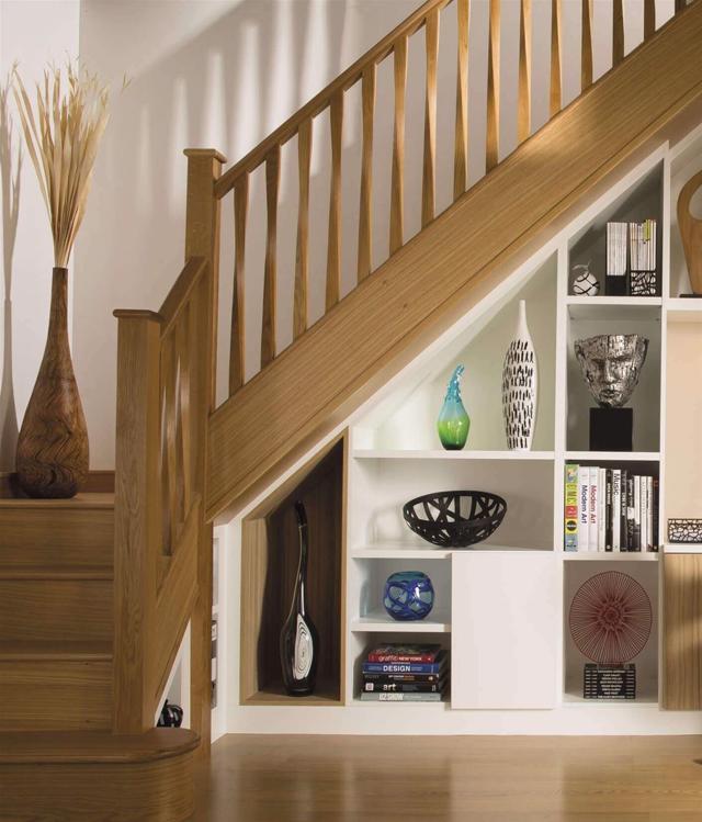 Thiết kế cầu thang đa chức năng - Ảnh 5
