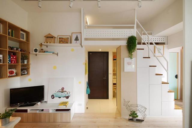 Những điều cần lưu ý khi thiết kế căn hộ nhỏ 45m2 - Ảnh 3
