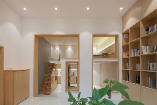 Những điều cần lưu ý khi thiết kế căn hộ nhỏ 45m2 - Ảnh 5