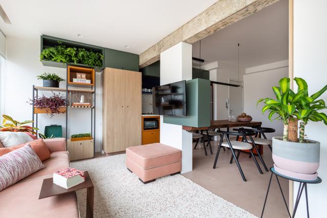 Những điều cần lưu ý khi thiết kế căn hộ nhỏ 45m2 - Ảnh 1