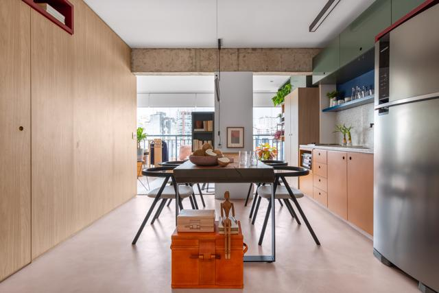 Những điều cần lưu ý khi thiết kế căn hộ nhỏ 45m2 - Ảnh 6