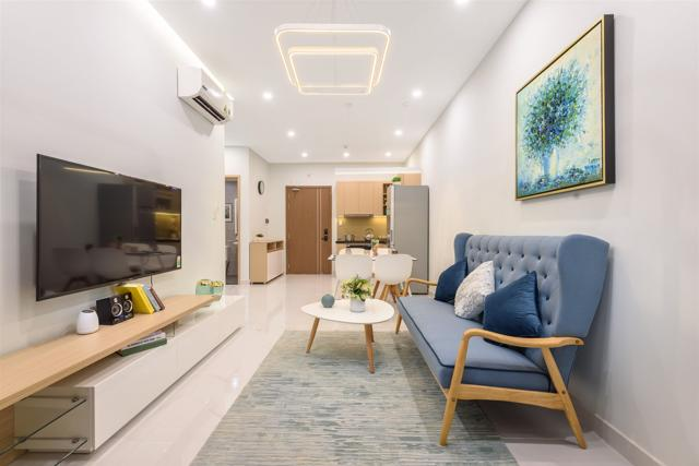 Những điều cần lưu ý khi thiết kế căn hộ nhỏ 45m2 - Ảnh 10