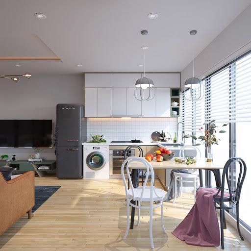 Những điều cần lưu ý khi thiết kế căn hộ nhỏ 45m2 - Ảnh 9