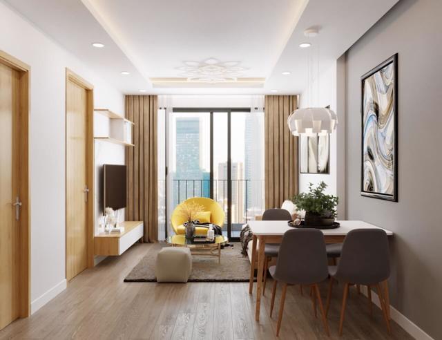 Những điều cần lưu ý khi thiết kế căn hộ nhỏ 45m2 - Ảnh 8