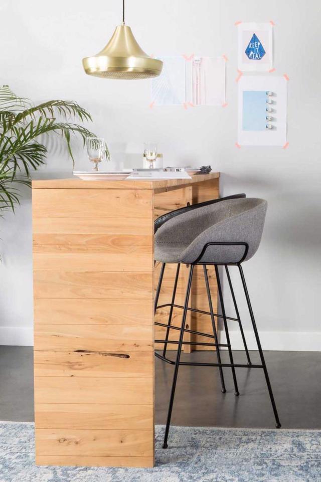 Các mẫu thiết kế ghế quầy bar tinh tế cho ngôi nhà của bạn - Ảnh 3