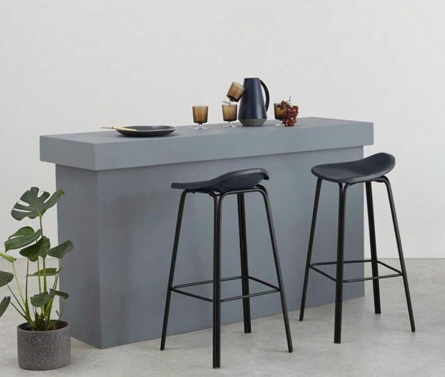Các mẫu thiết kế ghế quầy bar tinh tế cho ngôi nhà của bạn - Ảnh 9