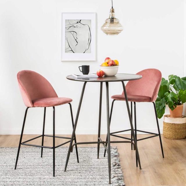 Các mẫu thiết kế ghế quầy bar tinh tế cho ngôi nhà của bạn - Ảnh 4