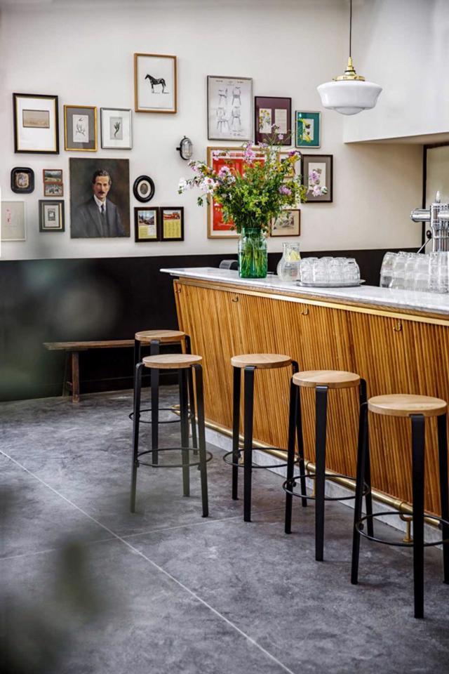 Các mẫu thiết kế ghế quầy bar tinh tế cho ngôi nhà của bạn - Ảnh 2