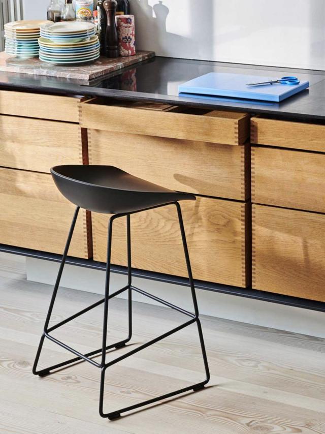 Các mẫu thiết kế ghế quầy bar tinh tế cho ngôi nhà của bạn - Ảnh 11