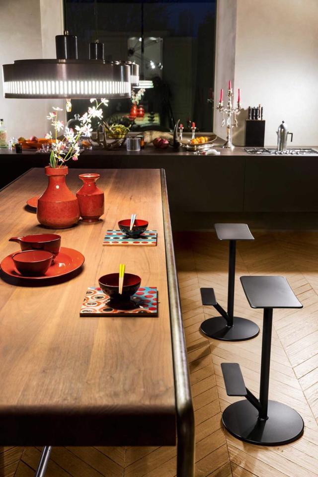Các mẫu thiết kế ghế quầy bar tinh tế cho ngôi nhà của bạn - Ảnh 7