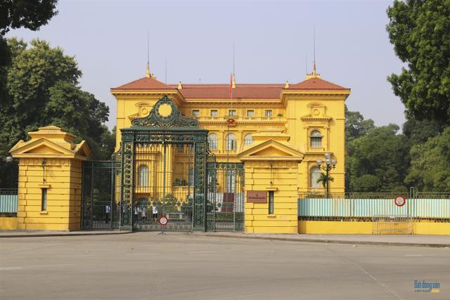 Những công trình kiến trúc Pháp cổ ở Hà Nội - Ảnh 11