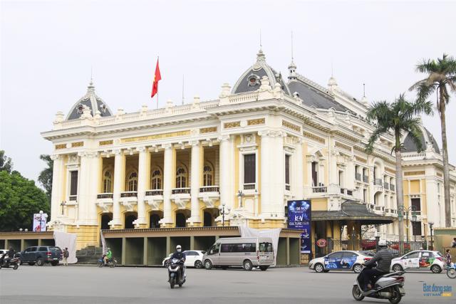 Những công trình kiến trúc Pháp cổ ở Hà Nội - Ảnh 2