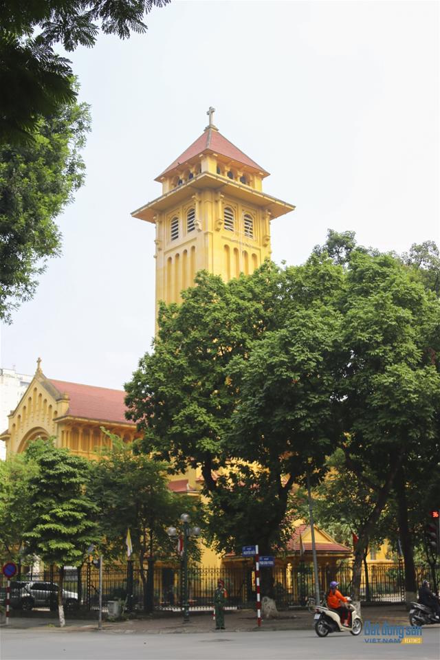 Những công trình kiến trúc Pháp cổ ở Hà Nội - Ảnh 9