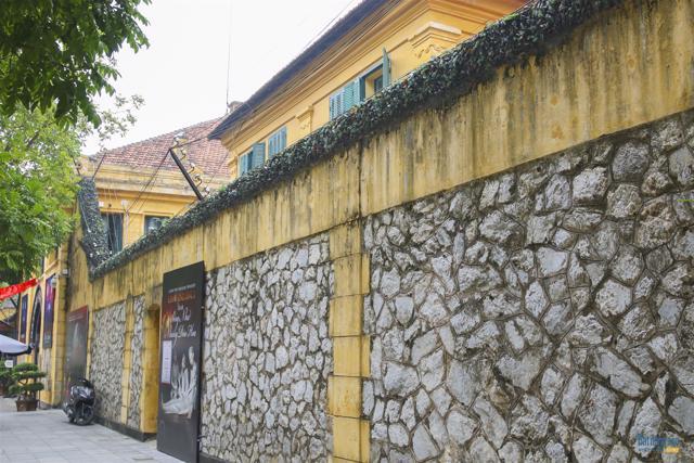Những công trình kiến trúc Pháp cổ ở Hà Nội - Ảnh 13