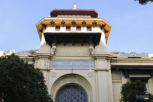 Những công trình kiến trúc Pháp cổ ở Hà Nội - Ảnh 15
