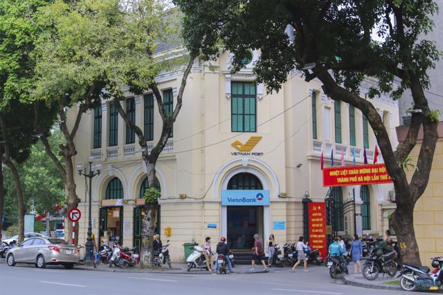 Những công trình kiến trúc Pháp cổ ở Hà Nội - Ảnh 6