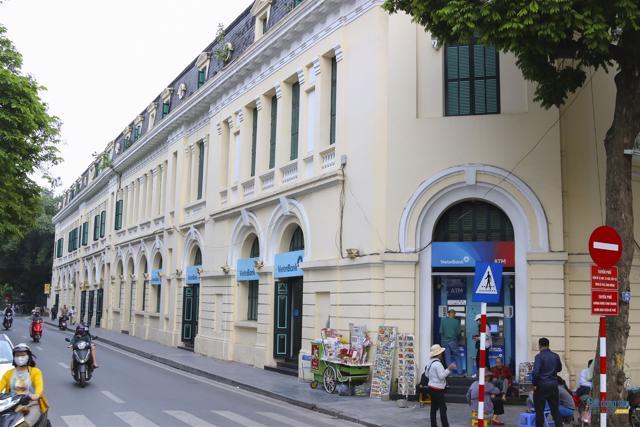 Những công trình kiến trúc Pháp cổ ở Hà Nội - Ảnh 7
