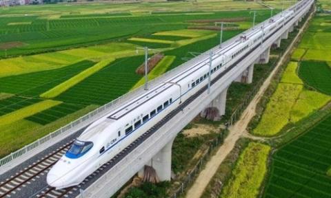 Đường sắt tốc độ cao Bắc-Nam: Tính đường dài - Ảnh 1