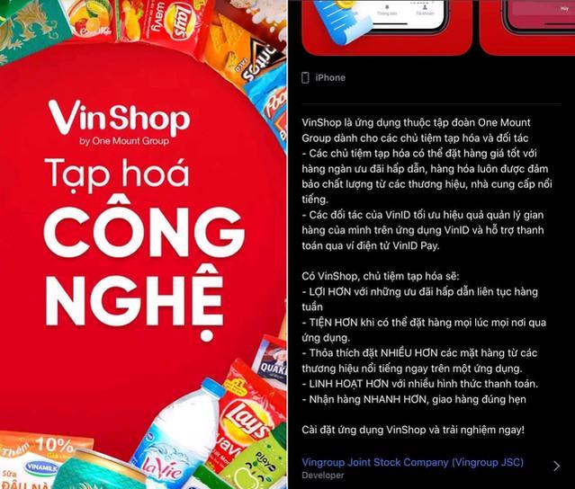 Sau cái bắt tay của 3 tỷ phú, Vin Group đã âm thầm tung app thương mại điện tử mới - Ảnh 1