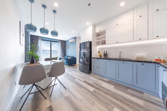 Khám phá căn hộ đẹp mê hồn tại Vinhomes Smart City - Ảnh 1