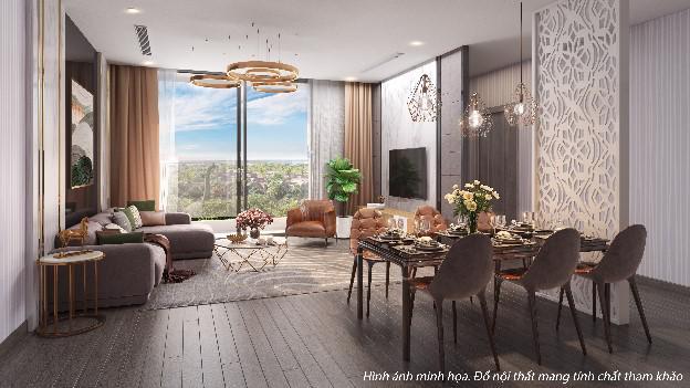 """Khám phá căn hộ cao cấp liền kề khu """"thượng lưu"""" Vinhomes Riverside - Ảnh 2"""