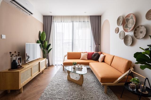 Khám phá căn hộ đẹp mê hồn tại Vinhomes Smart City - Ảnh 2
