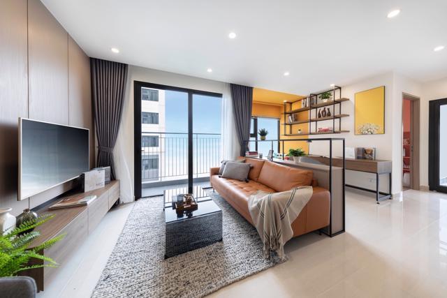 Khám phá căn hộ đẹp mê hồn tại Vinhomes Smart City - Ảnh 4