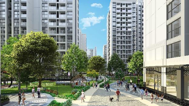 """Khám phá căn hộ cao cấp liền kề khu """"thượng lưu"""" Vinhomes Riverside - Ảnh 4"""