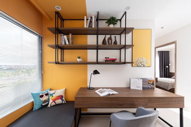 Khám phá căn hộ đẹp mê hồn tại Vinhomes Smart City - Ảnh 5