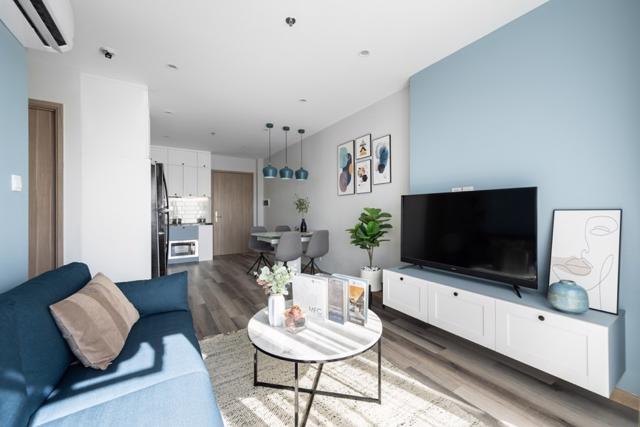 Khám phá căn hộ đẹp mê hồn tại Vinhomes Smart City - Ảnh 6