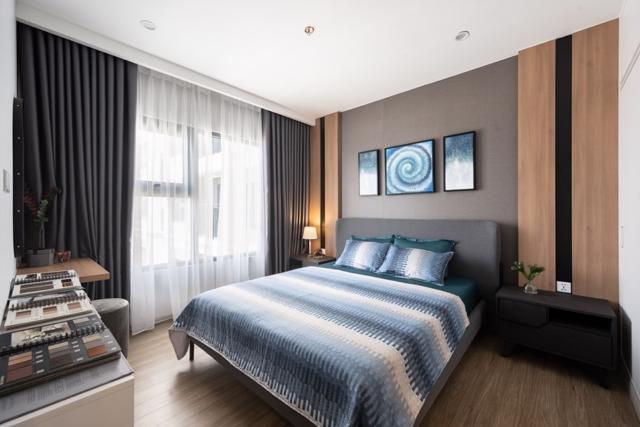 Khám phá căn hộ đẹp mê hồn tại Vinhomes Smart City - Ảnh 7