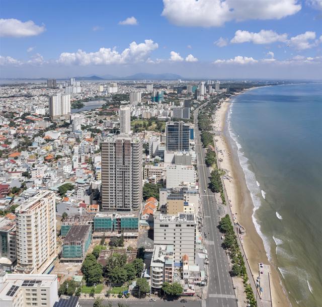 Thành phố Vũng Tàu dưới góc bay flycam - Ảnh 5
