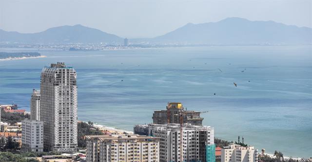 Thành phố Vũng Tàu dưới góc bay flycam - Ảnh 3