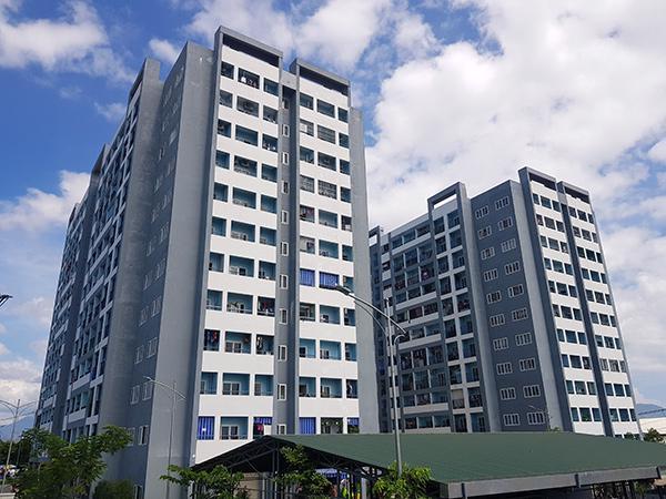 Sở TN-MT Đà Nẵng thông báo kết quả kiểm tra điều kiện bán nhà ở xã hội tại Khu chung cư KCN Hòa Khánh  - Ảnh 1
