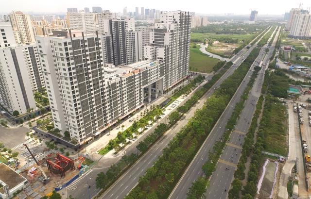Giá nhà vẫn có xu hướng tăng nhẹ. Tuy nhiên, thanh khoản ở nhiều dự án vẫn tốt.